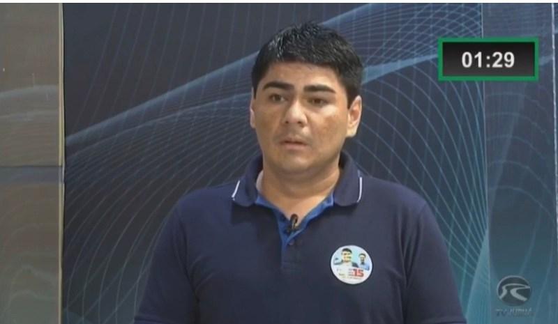 Ele mentiu: Fagner Sales mente ao dizer que não é proibido de entrar na prefeitura de Cruzeiro do Sul