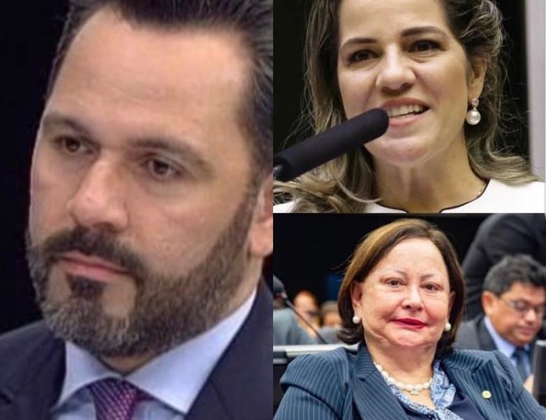Alan Rick, Vanda Milani e Mara Rocha trocam voto na  presidência da Câmara pelo equivalente a 2,4 milhões de latas de leite condensado