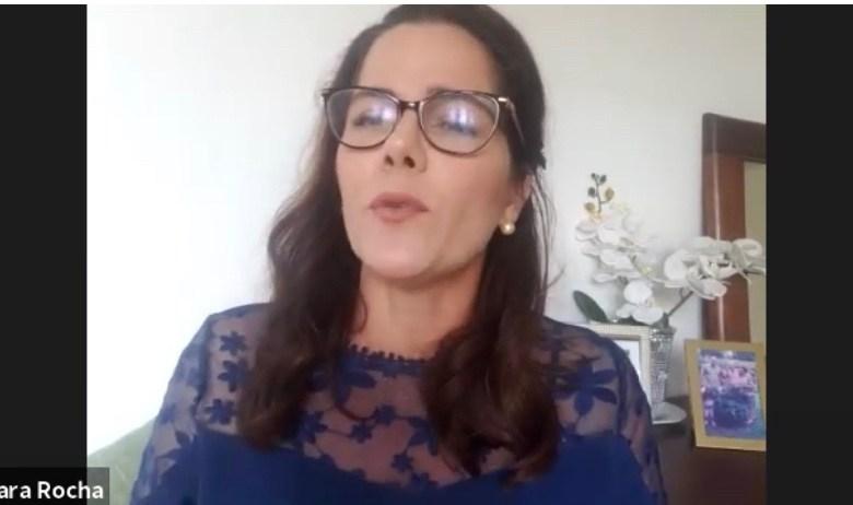 Mara Rocha que alegou ter sido demitida da TV Gazeta por perseguição politica, pede a cabeça de colegas jornalistas