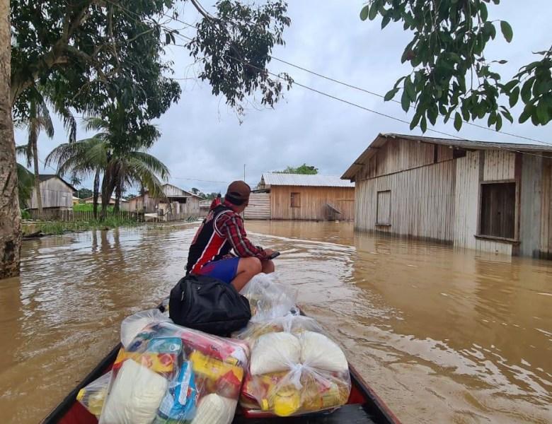 Perpétua vai propor auxílio emergencial para atingidos por enchentes no Acre