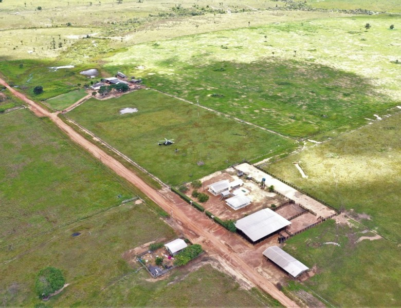 """A Polícia Federal deflagra a segunda fase da operação """"Caiçara"""",que investiga o desmatamento ilegal na reserva Chico Mendes."""
