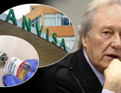 Anvisa tenta sabotar vacina russa e Lewandowski indefere prazo maior para análise