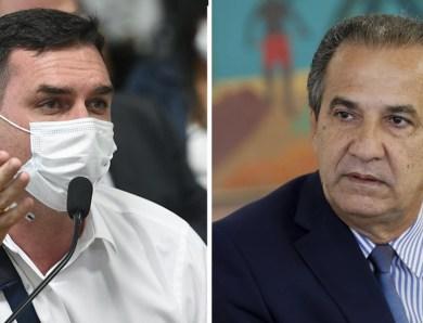 Só piora: Flávio Bolsonaro revela que Silas Malafaia foi o grande conselheiro de seu pai na pandemia