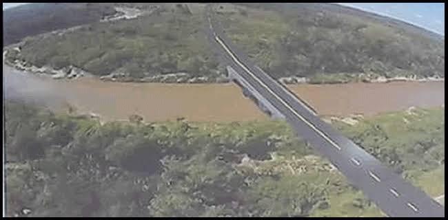 Entrou água: Documento do Dnit comprova que não há dinheiro para a obra do anel viário de Brasileia