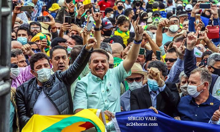 MPF e MPAC querem responsabilização de Bolsonaro e autoridades federais por crimes contra a saúde pública durante inauguração de ponte sobre o Rio Madeira