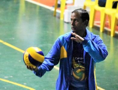 Voleibol  acreano perde um dos seus ícones: morre o ex-levantador e treinador  Zé Carlos