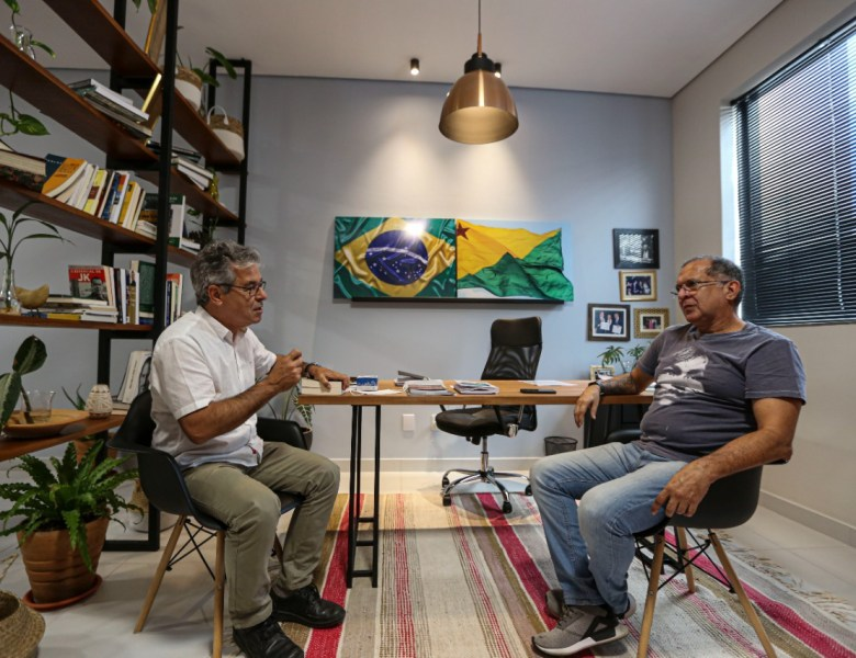 """Conversa com Jorge Viana: """"Acredito que, para virar a página, é preciso primeiro ter feito a leitura"""""""