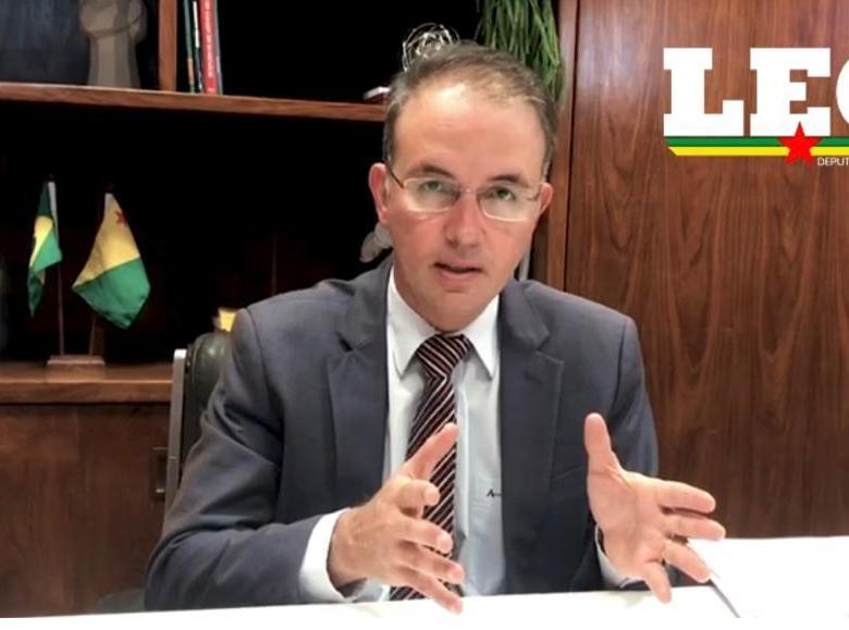 Deputado Leo de Brito pede que MPF investigue improbidade administrativa no Deracre denunciada pelo Portal do Rosas