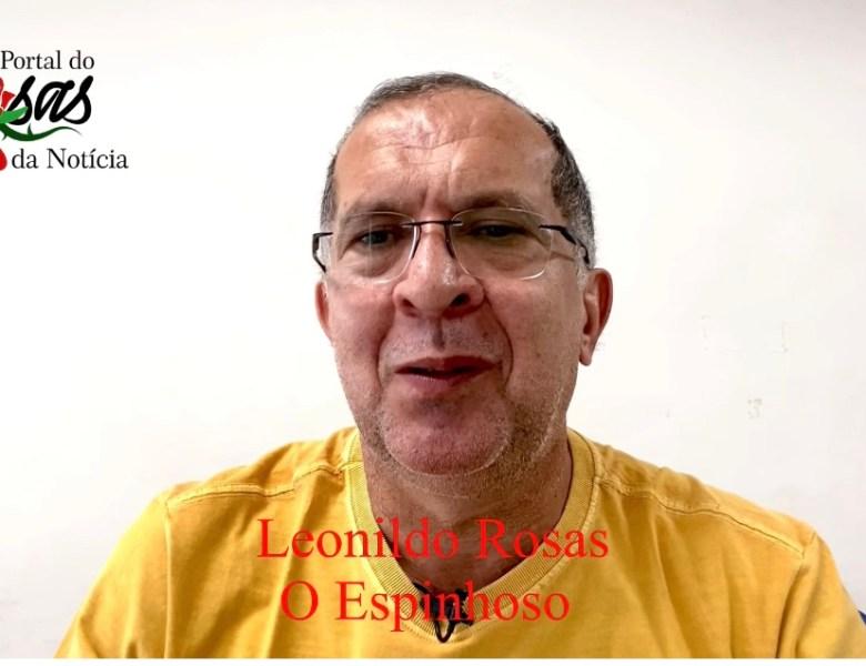 TV ESPINHOSA – O que está faltando para as forças progressistas abraçarem a candidatura de Jenilson Leite ao governo?
