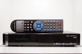 AZ AMERICA S922 HD TRANSFORMADO EM S1001