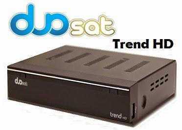Atualização Duosat Trend 1.08