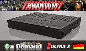 PHANTOM ULTRA 3 HD ON DEMAND