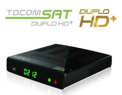 Resultado de imagem para TOCOMSAT DUPLO + PLUS HD