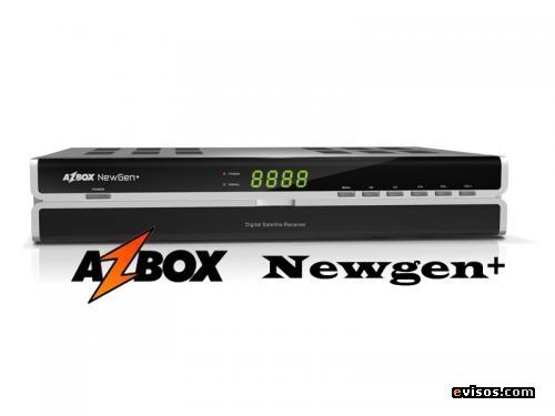 Colocar CS newgen 2015 Atualização CS Azbox Newgen 2.55 comprar cs