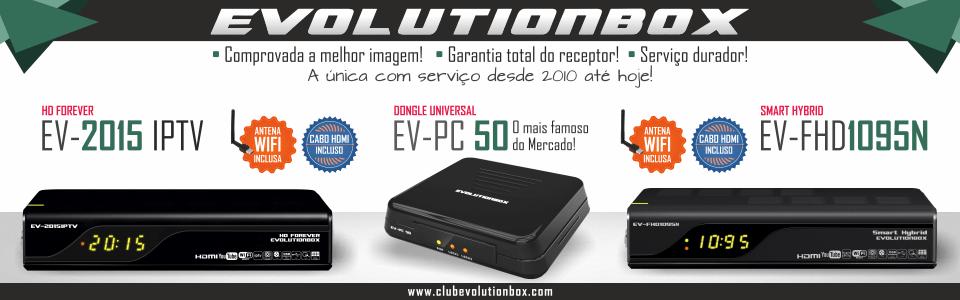 EVOLUTIONBOX NOVIDADE  DONGLE EV PC50