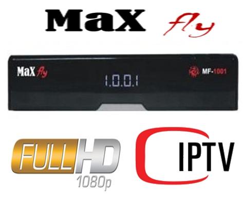 ATUALIZAÇAO DA MAXFLY MAXFLY_MF_1001_HD