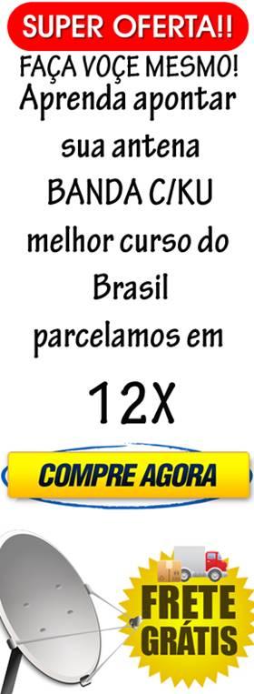 Banner antena vendas instalaçao no brasil