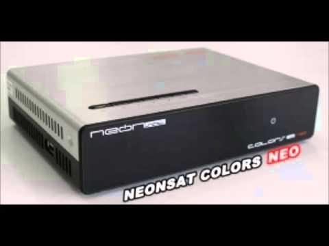 Colocar CS NEONSAT COLORS NEO HD KEYS 30W E 61W ATUALIZAÇÃO NEONSAT COLORS HD NEO ( versão: C50 ) 25/09/2015 comprar cs