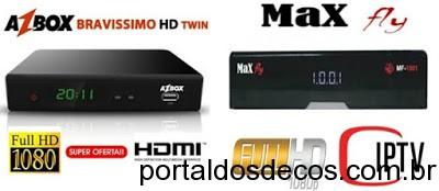 Atualização Bravíssimo transformado em MaxFly MF1001 versão 1.021