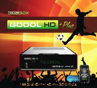 tocombox goool hd plus