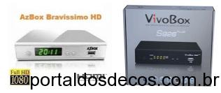 BRAVISSIMO EM VIVOBOX S926 PLUS