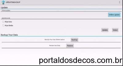 Tocomsat INET 4K - Tutorial  02