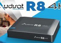AUDISAT R8 4K