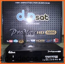 DUOSAT PRODIGY HD NANO V 11.7