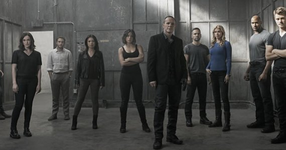 Agents of S.H.I.E.L.D. 3 Temporada - ABC
