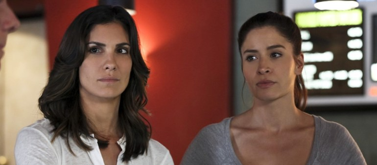 Daniela Ruah - CSI Los Angeles - FOX
