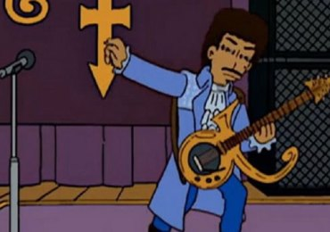 Prince - The Simpsons