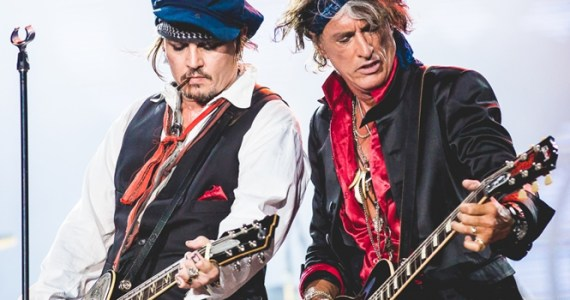 Hollywood Vampires no Rock in Rio
