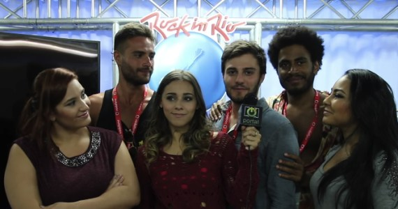 Rock In Rio - O Musical - Protagonistas