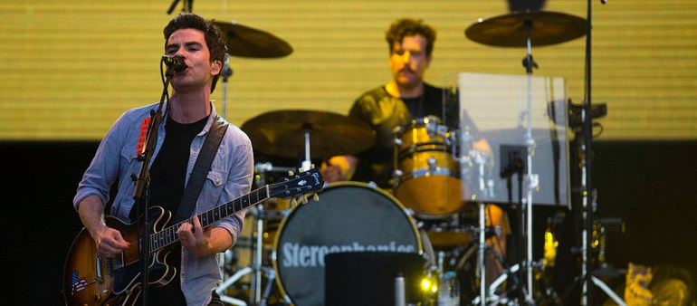 Stereophonics - Rock In Rio Lisboa 2016