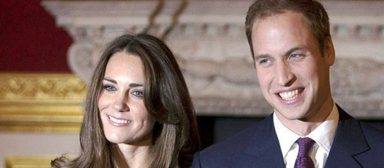 Principe William e Kate