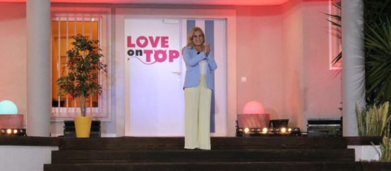 Love on Top - Eliane e Filipe vencem reality show