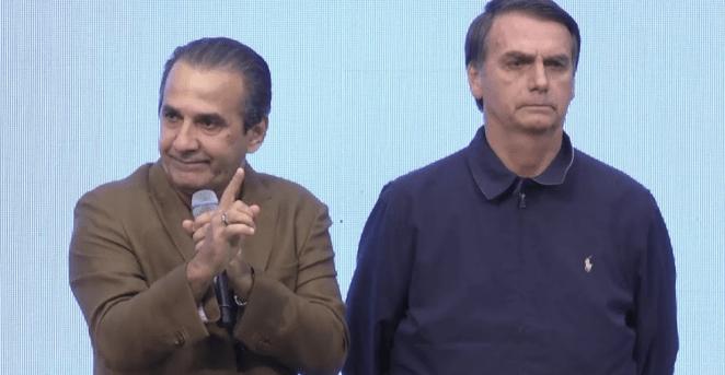 Silas Malafaia pressiona Jair Bolsonaro sobre mudança de embaixada em Israel
