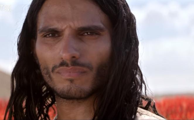 Mehdi Dehbi será o protagonista de Messiah.