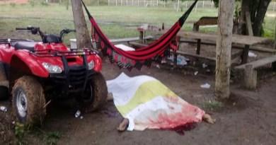 Chacina na AM 240 faz três vítimas