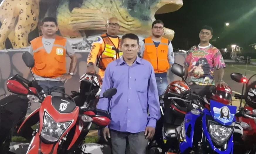 """""""ANTENA VAGALUME"""": Mototaxistas de Presidente Figueiredo aprovam antena sinalizadora"""