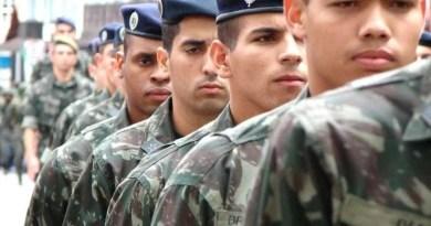 Prazo para jovem se alistar ao serviço militar obrigatório termina no próximo dia 30