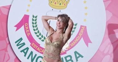 Mangueira terá sua primeira Musa Trans como índia no Carnaval 2019