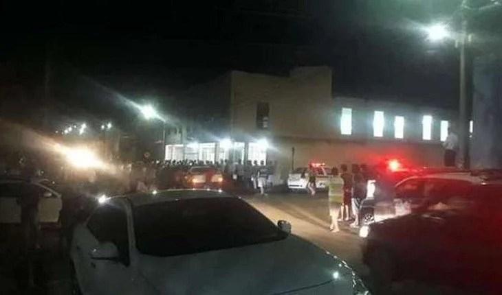 Urgente! Homem invade igreja evangélica e mata pelo menos 4 pessoas em MG