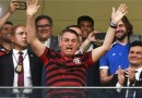 Bolsonaro vai ao lado de Sérgio Moro ao jogo do Flamengo e o que acontece é de arrepiar