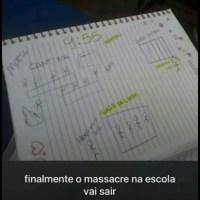 ALUNOS DA ESCOLA MARIA CALDERARO PLANEJAVAM SUPOSTO ATENTADO DURANTE DESFILE CÍVICO DE HOJE