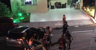 Criminosos invadem condomínio na Ponta Negra e fazem morador refém