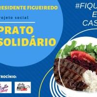 Cantora Raylla Araújo e mãe criam ação solidária em Presidente Figueiredo