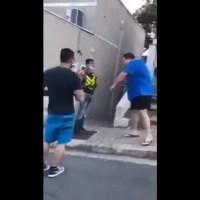 "Homem branco humilha motoboy negro com ofensas racistas: ""Semianalfabeto"""