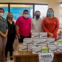 Mineração Taboca doa testes rápidos e R$ 200 mil para compra de equipamentos em Presidente Figueiredo