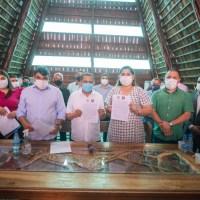 Uma sexta-feira para entrar na história dos municípios de Rio Preto da Eva e Presidente Figueiredo.